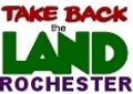 Take Back the Land Rochester  logo